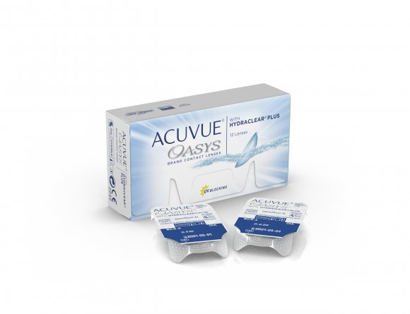 ACUVUE OASYS® 2 semaines