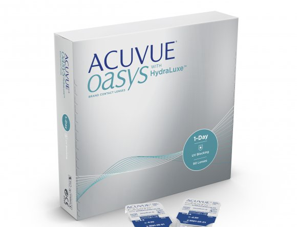ACUVUE OASYS® 1 jour
