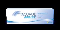 Conditionnement des lentilles cornéennes ACUVUE(MD) MOIST 1-JOUR pour l'ASTIGMATISME
