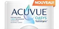 ACUVUE(MD) OASYS avec technologie Lumino-intelligenteTM TransitionsTM_img