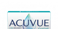 ACUVUE(MD) OASYS MULTIFOCALE avec conception d'optimisation pupillaire photo