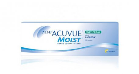 ACUVUE® MOIST MULTIFOCAL 1 JOUR