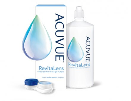Blink RevitaLens® Multi- Purpose Disinfecting Solution (MPDS)