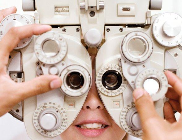 Calculateur de l'astigmatisme