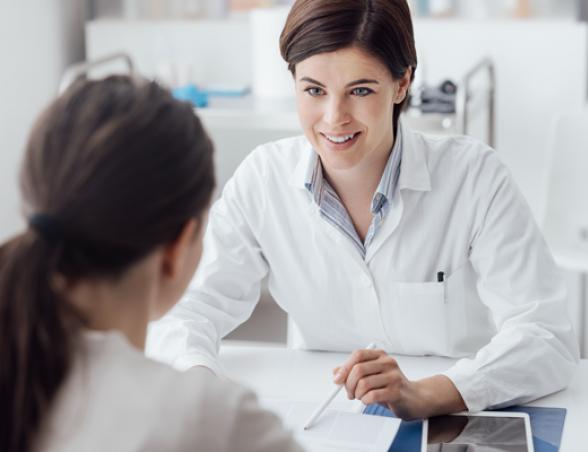 Photo « Parlez à vos patients sur les lentilles qui pourraient leur convenir »