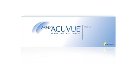 Marque ACUVUE(MD) 1-JOUR